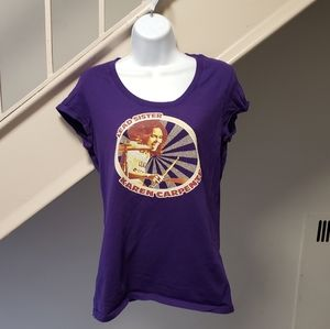 Karen Carpenter Medium Ladies T-Shirt